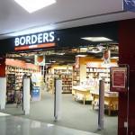 BORDERSで本を安く買う