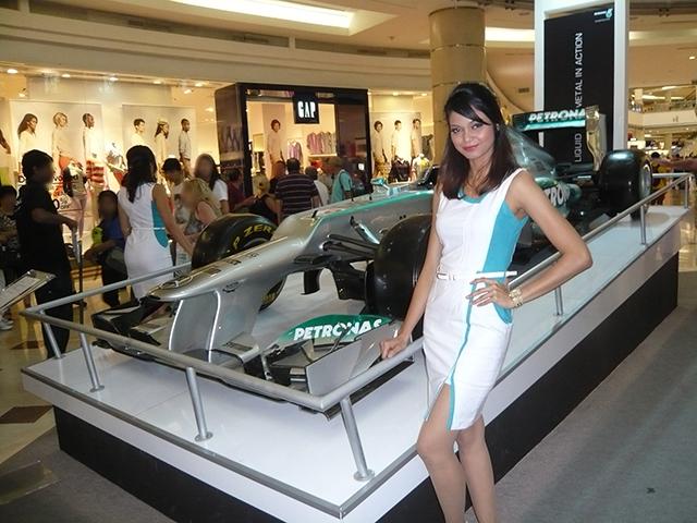 セパンサーキットが熱くなる!F1マレーシアグランプリ