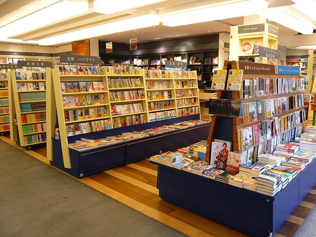 活字が恋しい…。ここはマレーシア紀伊國屋書店