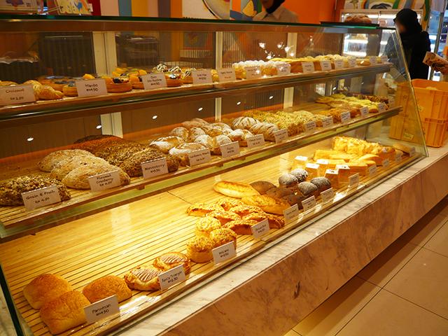 マレーシアのパンはなぜ美味しい?