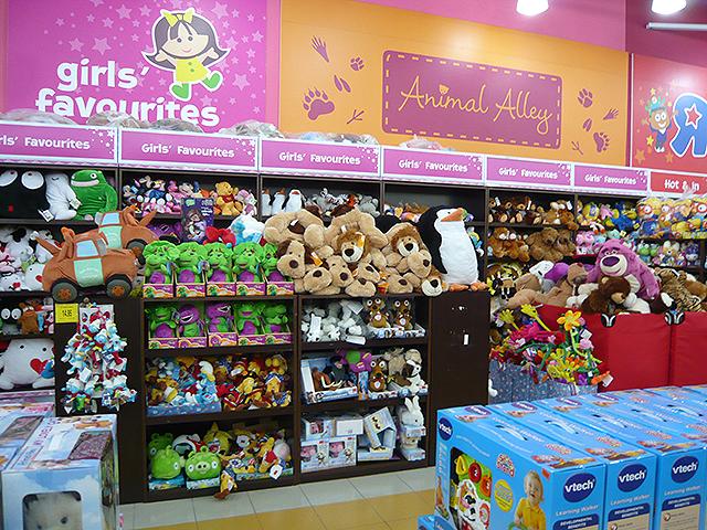 """マレーシアでおもちゃを買う…Toys""""R""""Us"""