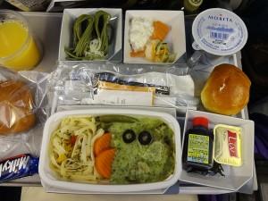 空でお食事…マレーシア航空の機内食は?
