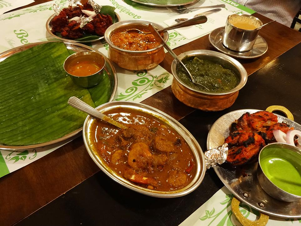KLで本格インド料理を堪能!Betel Leafのカレー